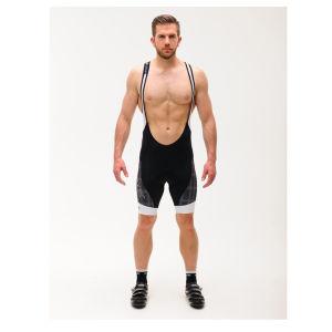Look Team Replica Bib Shorts - Black
