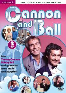 Cannon and Ball - Seizoen 3 - Compleet