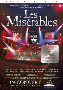 Les Miserables 25th Anniversary - Speciale Editie