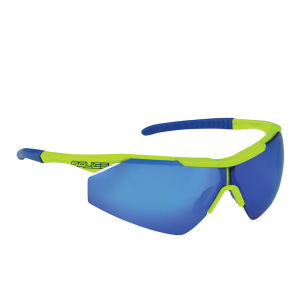 Salice 004 Sports Sunglasses - Yellow