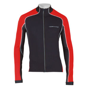 Northwave Mamba Jacket - Black/Red