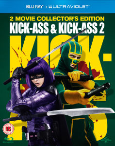 Kick-Ass / Kick-Ass 2 (+ Copie UV)