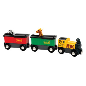 Train Safari -Brio