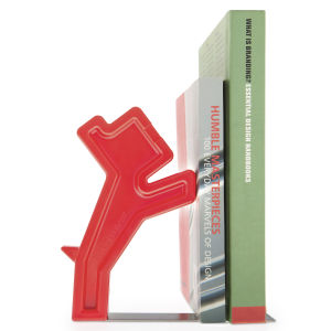 Buddy Book End - Red