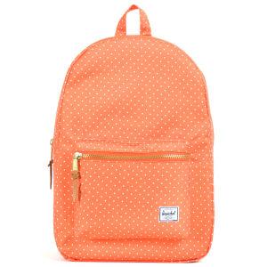 Herschel Supply Co. Settlement Backpack - Orange Polka Dot