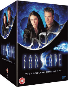 Farscape - The Complete Seasons 1-4