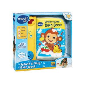 Vtech Splash and Sing Bath Book