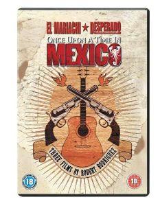 El Mariachi/Desperado/Ouati Mexico [Box Set]