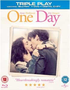 One Day - Triple Play (Blu-Ray, DVD and Digital Copy)