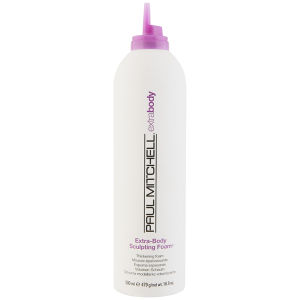 Paul Mitchell Extra Corps Mousse Sculptant 500ml