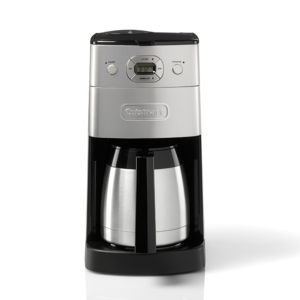 Cuisinart DGB650BCU Grind and Brew Coffee Machine
