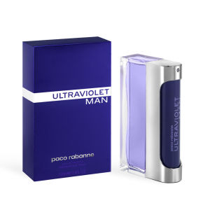 Paco Rabanne Ultraviolet Man Eau de Toilette Spray (100ml)