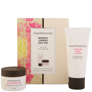 bareMinerals Naturally Luminous Daily Duo Try Me Kit - Dry Skin