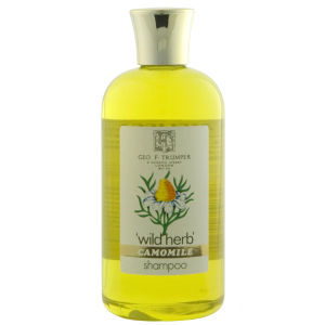 Trumpers Camomile Herbal Shampoo - 200ml Travel