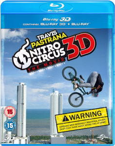 Nitro Circus: Movie 3D (Bevat 2D Blu-Ray)