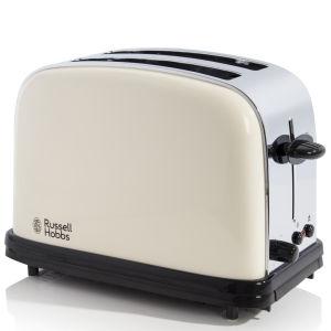 Russell Hobbs Classic 2 Slice Toaster - Cream