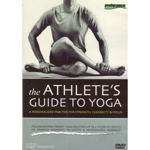 The Athletes Guide to Yoga DVD