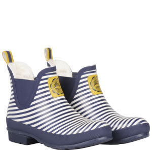Joules Women's Wellibob Wellies - French Navy