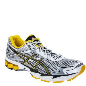 Asics Men's Gt 1000 2 Running Trainers - White/Onyx/Yellow