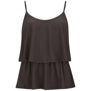 Vero Moda Women's Limit Top - Grey