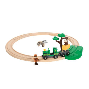 Brio Safari Bahn Set
