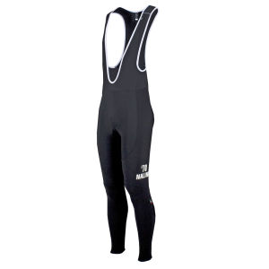 Nalini Pro Gara Tesero Bib Tights - Black