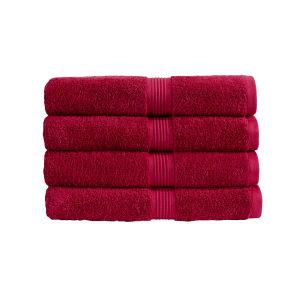 Christy Verona Towel - Deep Pink