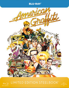 American Graffiti - Zavvi Exclusive Limited Edition Steelbook (UK EDITION)