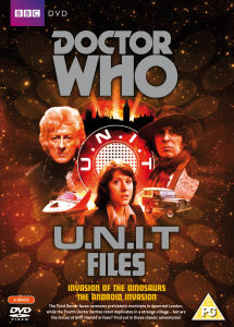 Doctor Who: U.N.I.T Files