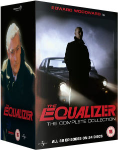 The Equalizer - Complete Verzameling