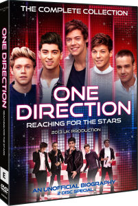 One Direction: Reaching for Stars - Deel 1 en 2