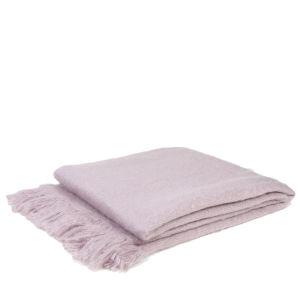 Malini Faux Mohair Throw