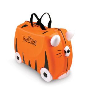 Trunki Tipu the Tiger Suitcase - Orange