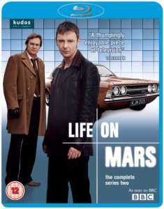 Life On Mars - Complete Series 2