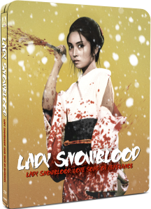 Lady Snowblood / Lady Snowblood 2 - Limited Edition Steelbook