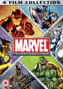 Marvel Animation - 4 Film Collection