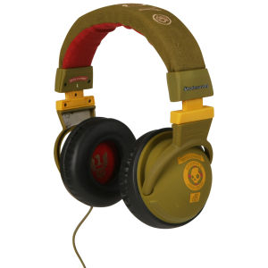 Skullcandy Hesh Headphones with Mic - Scout Rasta