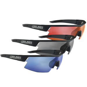 Salice Cspeed Rw Sports Sunglasses - Mirror