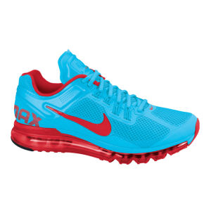 Nike Men's Air Max + 2013 Running Shoes - Gamma Blue
