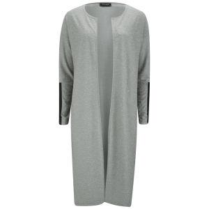 VILA Women's Camdom Cardigan - Grey