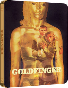 Goldfinger - 50th Anniversary Steelbook Edition