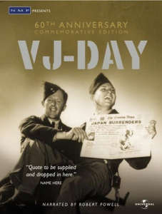 VJ Day - 60th Anniversary