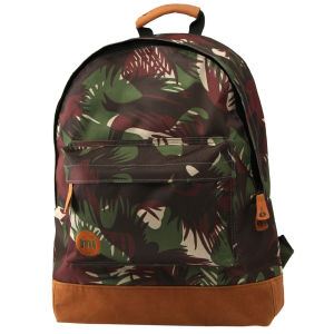 Mi-Pac Camo Fern Print Backpack