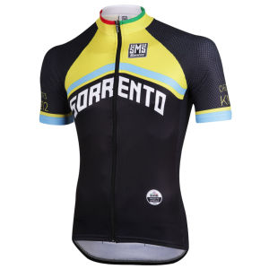 Santini Sorento Stage SS Cycling Jersey - 2013