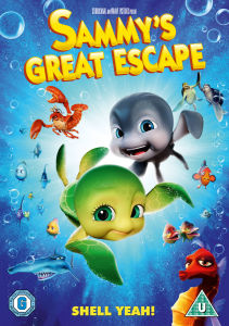 Sammys Great Escape (Bevat UltraViolet Copy)