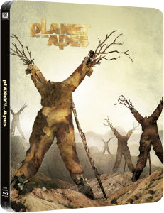 Planet of the Apes (1968) - Steelbook Exclusivo de Zavvi (Edición Limitada)