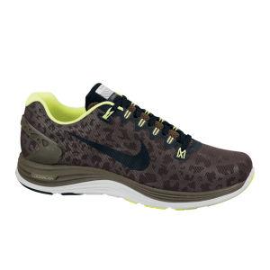 Nike Men's LunarGlide+ 5 Shield Running Shoe - Dark Loden