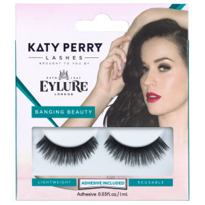 Katy Perry False Eyelashes -  Banging Beauty
