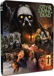 City of the Living Dead - Steelbook Exclusivo de Zavvi (Edición Limitada)