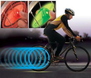 Fahrrad Speichenlicht, SpokeLit